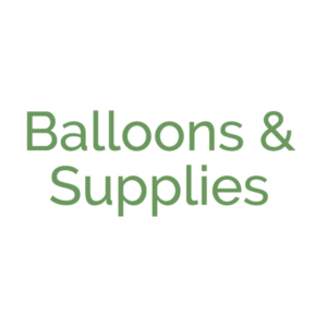 Balloons & Supplies